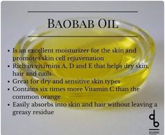 One ingredient that is the products Coconut Oil Hair Treatment, Coconut Oil Hair Growth, Coconut Oil Hair Mask, Natural Hair Care, Natural Hair Styles, Natural Beauty, Natural Oils, Oil For Curly Hair, Baobab Oil
