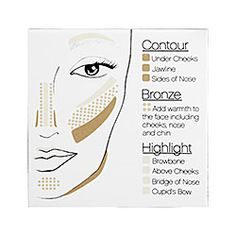 Smashbox Step-By-Step Contour Kit Exclusive to Sephora Contour Kit, Contour Palette, Contour Makeup, Contouring And Highlighting, Skin Makeup, Drugstore Contouring, Face Contouring, Drugstore Makeup, Makeup Tips