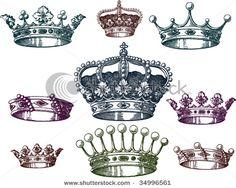 174 Best Crowns Images Crowns Drawings Princesses