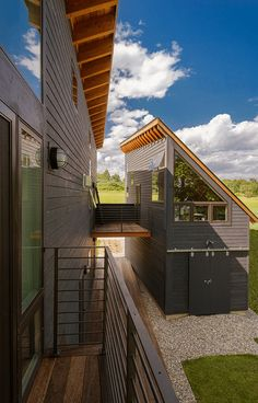 granny flats sydney with sloped edge roof
