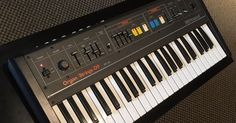 MATRIXSYNTH: Roland RS-09 Organ Strings