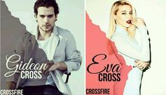 Gideon Cross, Crossfire, Fifty Shades Of Grey, Romance Novels, In This Moment, Reading, Words, Reading Books, Romance Books