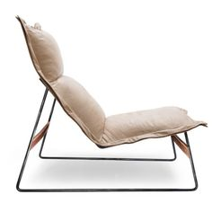 Environment-drift-chair-leather-furniture-lounge-chairs-leather-metal