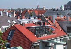 neuer Wohnraum im Zentrum der Stadt