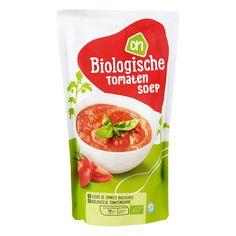 AH Biologisch Tomatensoep in zak 570 ml online bestellen | AH.nl