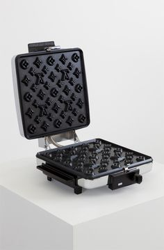 Louis Vuitton Waffle Maker :)