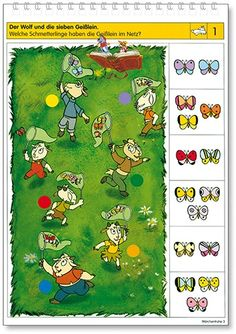 Piccolo: wolf kaart 1 Interactive Books, Kids Learning, Playroom, Crafts For Kids, Math, Children, School, Activities, Infants