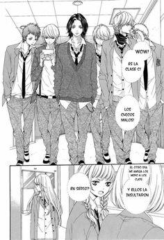 Sekai Wa Kimi Wo Sukuu! 1 página 1 (Cargar imágenes: 10) - Leer Manga en Español gratis en NineManga.com