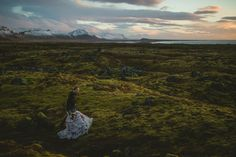 Hotel Búðir wedding —Iceland, that is — from @Nordica Photography.