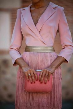 Hijab Fashion, Fashion Art, Fashion Dresses, Womens Fashion, Fringe Dress, Look Vintage, Wedding Wear, The Dress, Classy Outfits