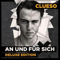 Christoph Köstlin - Clueso - an und für sich // 01 // cd cover