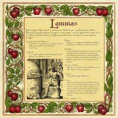 Book of Shadows, Lammas Page 3 by Brightstone.deviantart.com