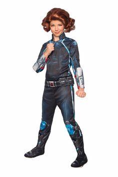 Marvel Captain America Civil War Deluxe Black Widow - Child