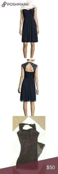 Scarlett Sleeveless Empire Waist Dress Mid Length, Polyester, sleeveless, black Scarlett Dresses Prom