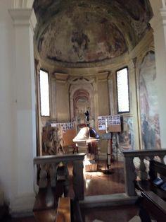 battistero chiesa San Martino Pianiga