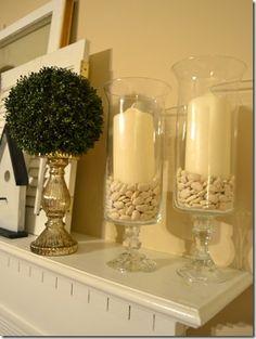 DIY Hurricane vases from Dollar Store supplies DSC_0803