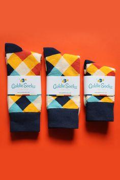 Fun, checker socks in men's, women's, and kids' sizes. Matching Socks, Children, Kids, Knitting, Fun, Stuff To Buy, Young Children, Young Children, Boys