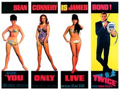 You Only Live Twice is the soundtrack for the fifth James Bond film of the same name. Description from artsillustratedmagazine.com. I searched for this on bing.com/images