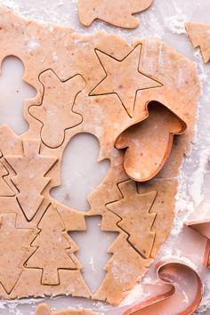 Cut Out Cookie Recipe, Best Sugar Cookie Recipe, Holiday Cookie Recipes, Cut Out Cookies, Holiday Baking, Christmas Baking, Christmas Recipes, Cozy Christmas, Fall Recipes