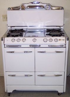 Super old gas stoves | 500 antique roper gas stove oak lawn il antiques  OO06