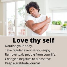 Loving yourself can be the hardest thing - but without this and a respect for yourself - you are unable to fully love and care for others. In this post you will learn how to start taking this action. Lack Of Confidence, Toxic People, Regular Exercise, Health Advice, How To Stay Healthy, Feel Good, Clinic, Respect, How Are You Feeling
