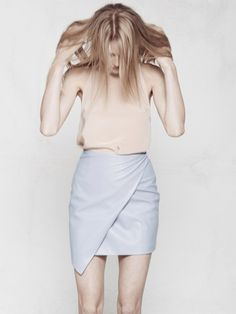 nude + lilac #pastels