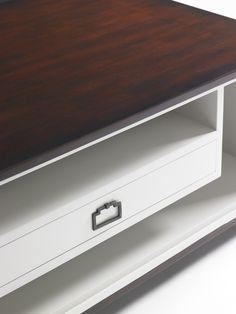 Detail of the Floating Drawer Cocktail #hpmkt #interior_design