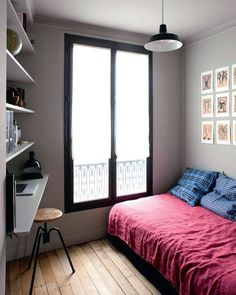 25 m2 studio apartment in Paris by Marianne Evennou. More images @tinyhousemag #interiors #interiordesign #architecture #decoration #interior #home #design #photogrid #bookofcabins #homedecor #decoration #decor #prefab #smallhomes #instagood #compactliving #fineinteriors #cabin #tagsforlikes #tinyhomes #tinyhouse #like4like #FABprefab #tinyhousemovement #likeforlike #houseboat #tinyhouzz #container #containerhouse by prefabnsmallhomes