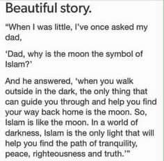 Wow.....Islam is the right path