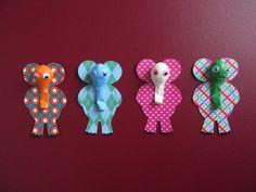Wie ihr ganz einfach mit Luftballons Elefanten basteln könnt, zeige ich euch hier. http://arsverae.blogspot.de/