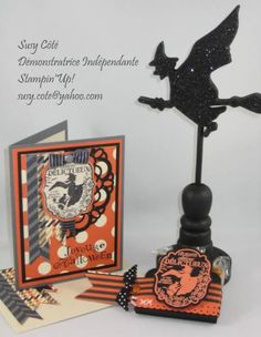Happy Halloween by Tootsy - Cards and Paper Crafts at Splitcoaststampers