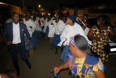 Paballo's world: Mr & Mrs Nxumalo - Traditional Wedding Traditional African Clothing, Mr Mrs, Traditional Wedding, Happy New, Shit Happens