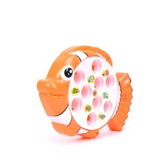 Shop for Fishing Game Series Battery Operated Clown Fish - Orange. Get free delivery On EVERYTHING* Overstock - Your Online Toys & Hobbies Store! Toy Kitchen Set, Orange Country, 100 Fun, Finding Yourself, Make It Yourself, Sports Toys, Box Branding, Going Fishing, Toys Online