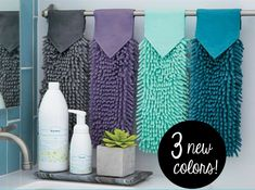 Fall in LOVE with the new colors of Norwex - Honest Norwex Reviews
