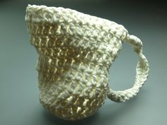 'twisted : alice series' porcelain saturated crochet