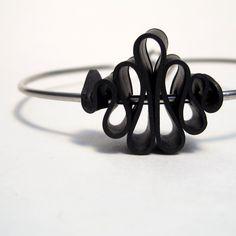 bicycle parts jewelry | bicycle bracelet innertube wiggle spoke bangle steel bike part jewelry ...