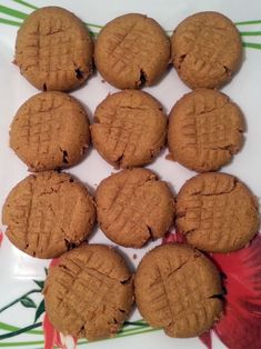 low-carb-peanut-butter-cookies  (Taste as you add the stevia to prevent oversweetening.)