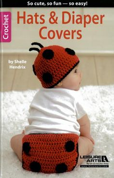 Maggie's Crochet · Hats & Diaper Covers