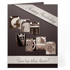 Affection Art Grandad Card | Cards | Exclusively Personal