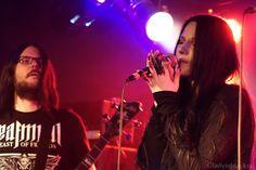 lady in black #draconian #heikelanghans #sovranlive #sovran #slovakia #liveshow #musiclive #slovakblogger #doom #doommetal #headbanger #gothic #metalgirl #danielanghede #ison #concertphotography #ladyinblacksk #touring