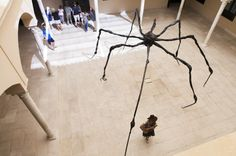 Louise Bourgeois en el Museo Picasso hasta el 27 de septiembre