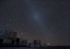 Paranal Observatory in the Atacama Desert, Chili‏