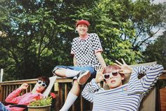 B A N G T A N | Jin x Rap Monster x V | BTS Now 3 Dreaming Days | Scans by Sam #BTS