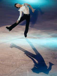 Skater Yuzuru Hanyu of Japan