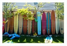 For the budding surfer, score a lesson from Espo's Surf & Sport in East Hampton, New York.