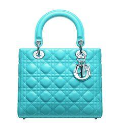 Lady Dior - Dior - handbags - bags - bolsos - moda - fashion www.yourbagyourlife.com Love Your Bag.