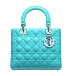Lady Dior turquoise...Love.