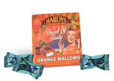 Hardys Orange Mallows Copyright © 2016 Hardys Trading Ltd, All Rights Reserved.
