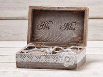 scatola di anelli