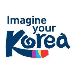 Imagine your Korea! Imagine your Korea is Korea's official tourism brand developed by the Korea Tourism Organization (KTO). Masala Chai, Turismo Logo, Korea Logo, Seoraksan National Park, Destination Branding, Wine Train, Korea Tourism, City Logo, Korean Language